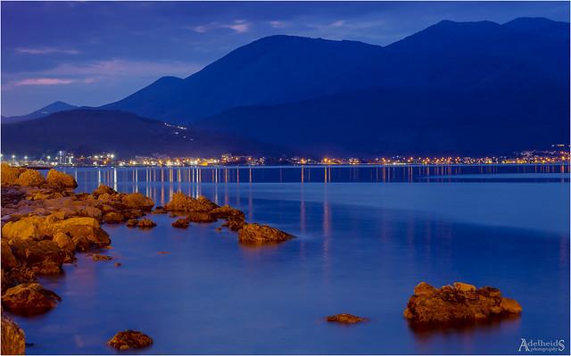 Gaeta Evening Blues, Italy