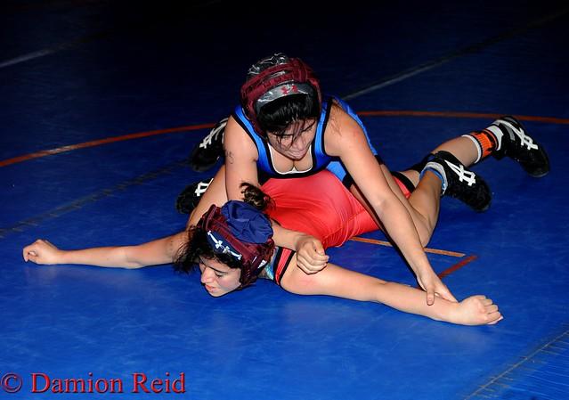 Wrestling (Girls) - Individual Wrestling Championships - 010