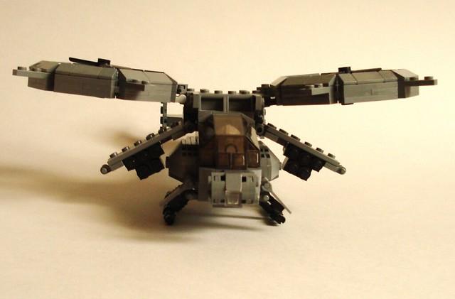Scorpion Gunship (3)