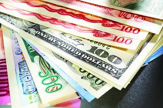 Around the world money | by Flight Centre