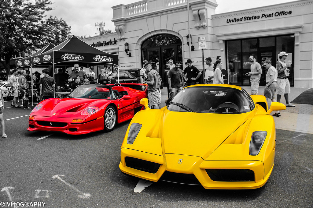 Ferrari Enzo – 2002