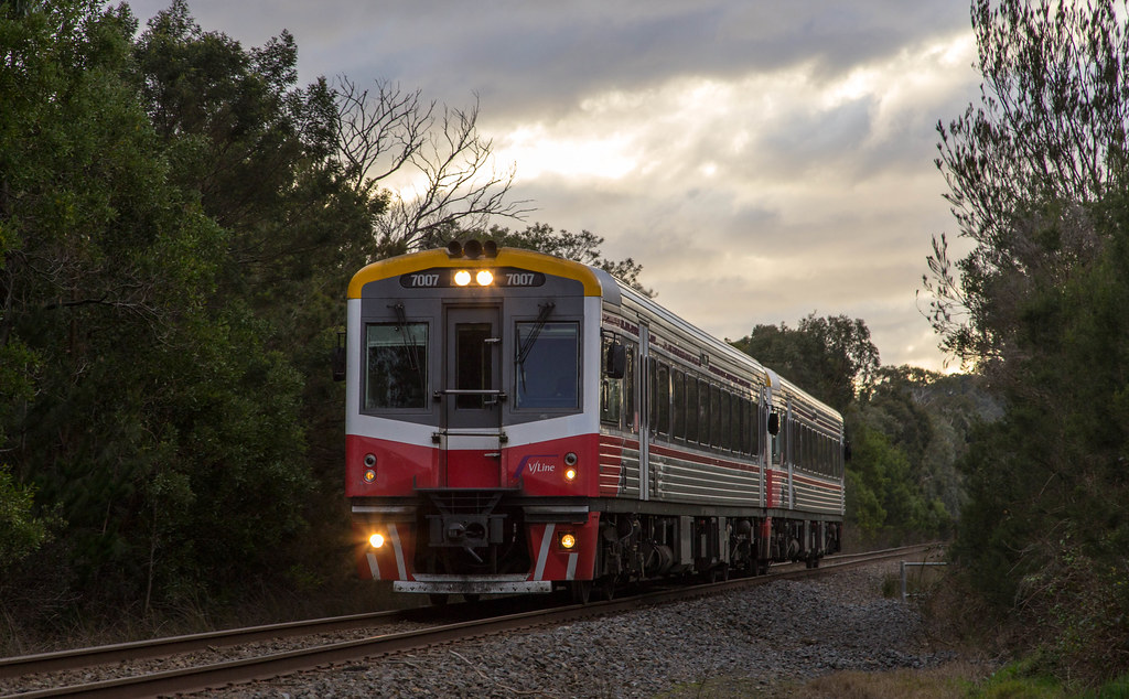 7007 at Tyabb by michaelgreenhill