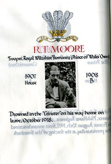 Moore, Richard Temple (1891-1918) | by sherborneschoolarchives