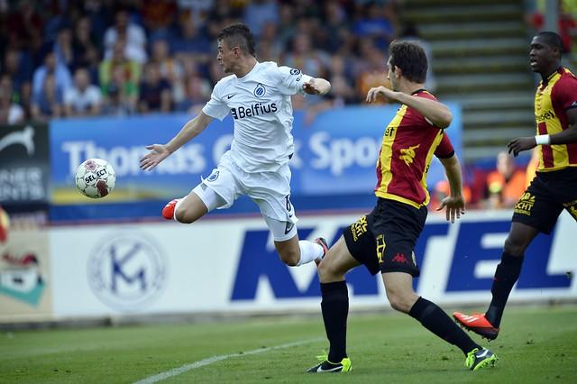 KV Mechelen - Club Brugge (17 augustus 2013)
