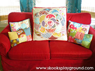 Group of Pillows | by SkooksPlayground