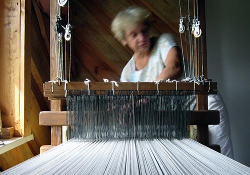 weaving   by gagilas