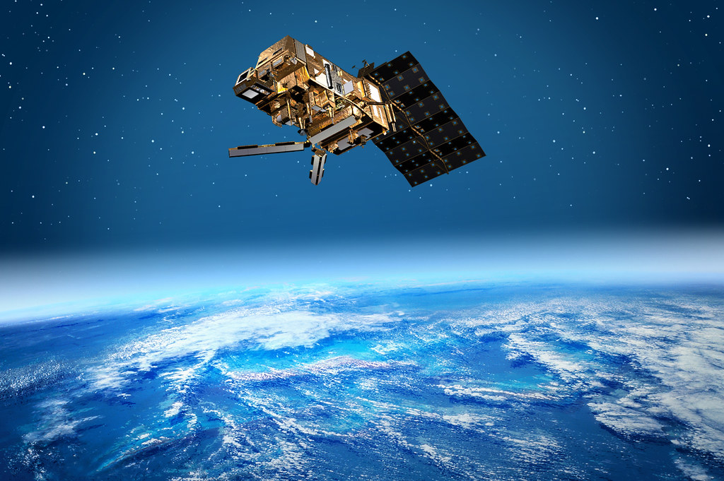 Deep Space LIVE: MetOp - not only a weather satellite | Flickr