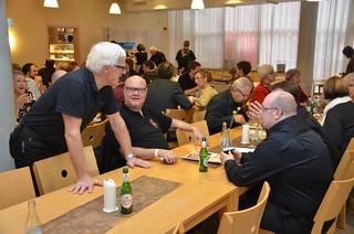 Brassbandfestivalen 2012 Bertil Johansson, Sture Nordén och Anders Johansson