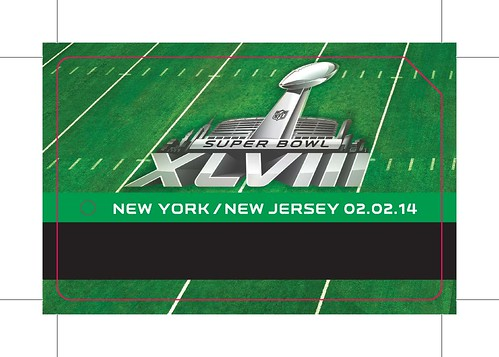 Super Bowl MetroCards | by MTAPhotos