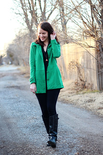 green-coat1 | by thecreamtomycoffee