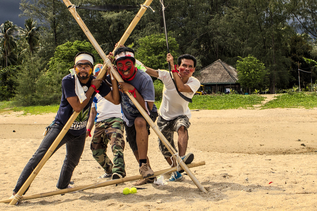 survival experience thailand