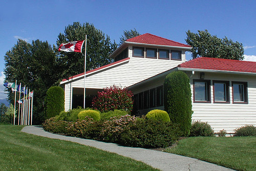 Chilliwack Visitor Centre, Chilliwack, Fraser Valley, British Columbia, Canada