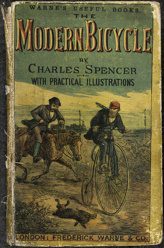 The Modern Bicycle - caption: 'Modern Bicycle'   by The British Library