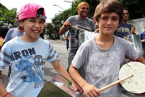 Brasile: la PIAZZA si fa strada...