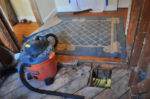 2012-02-05 Bathroom demolition 17 | by ericdodds