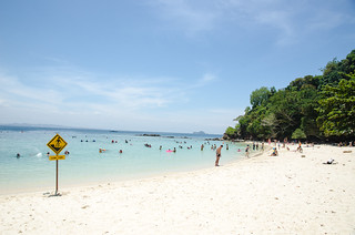 Pulau Sapi and Pulau Manukan at Taman Tunku Abdul Rahman, Sabah | by huislaw