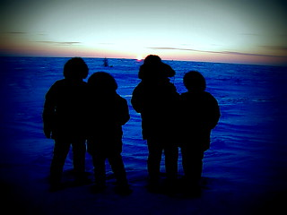 Would-be Explorers in Churchill
