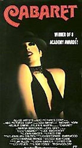 NEW VHS Cabaret: Liza Minnelli Michael York Joel Grey Helm ...
