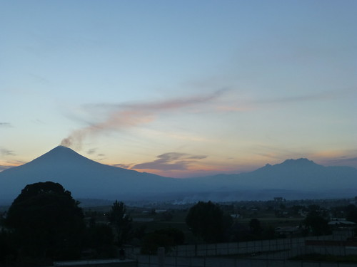Popocatepetl & Iztaccihuatl