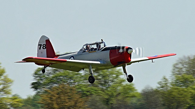 De Havilland DHC-1 Chipmunk WP809