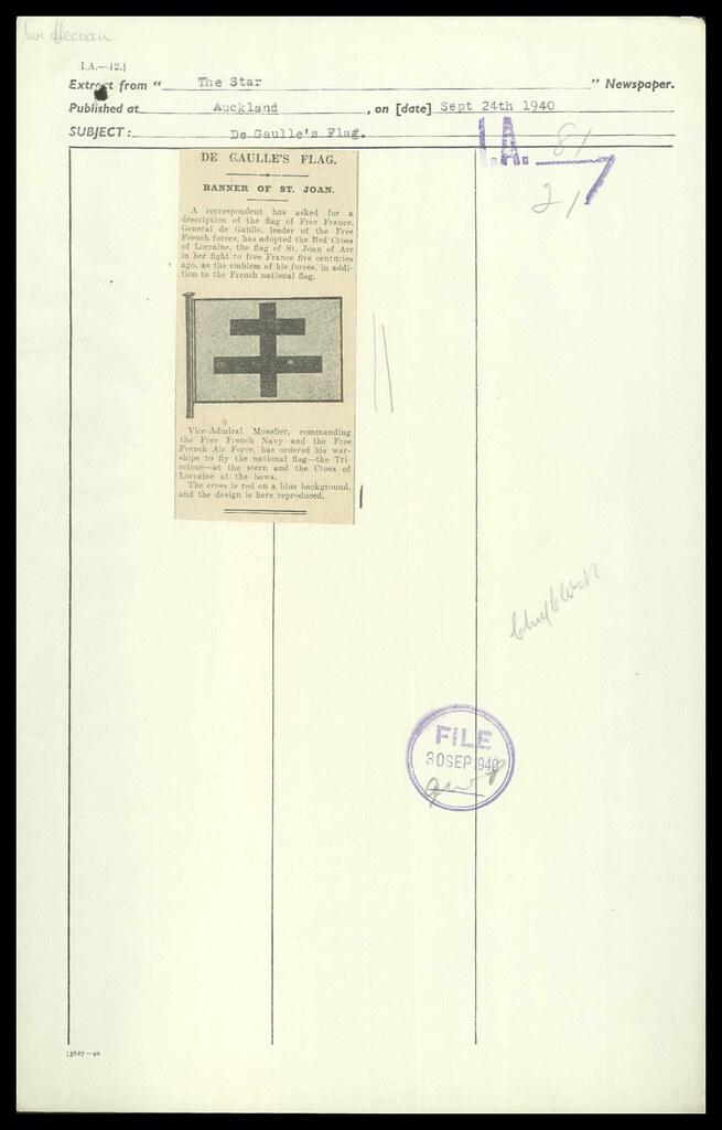 Charles de Gaulle gave his L'Appel du 18 Juin (Appeal of J