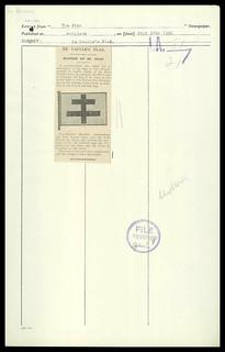 Charles de Gaulle gave his L'Appel du 18 Juin (Appeal of June 18)