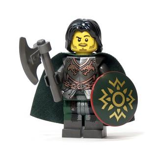 LoR - Lord Eberhard Strong | by Kingdomviewbricks