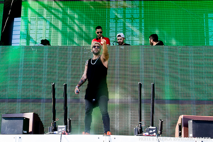 Karetus - EDP Beach Party '16