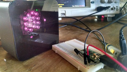 Homebrew interface for the HTC v1 Lighthouses