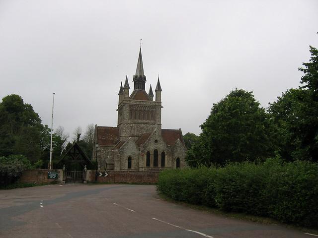 Church in Whippingham