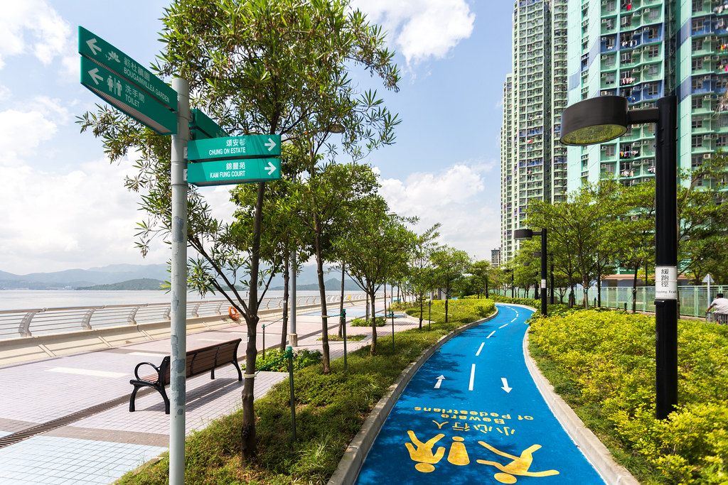"""馬鞍山海濱長廊 Ma On Shan Promenade"" / 香港康樂建築 Hong Kong Leisure Architecture / SML.20130509.6D.05668"
