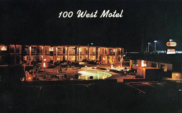 100 West Motel Sun City AZ