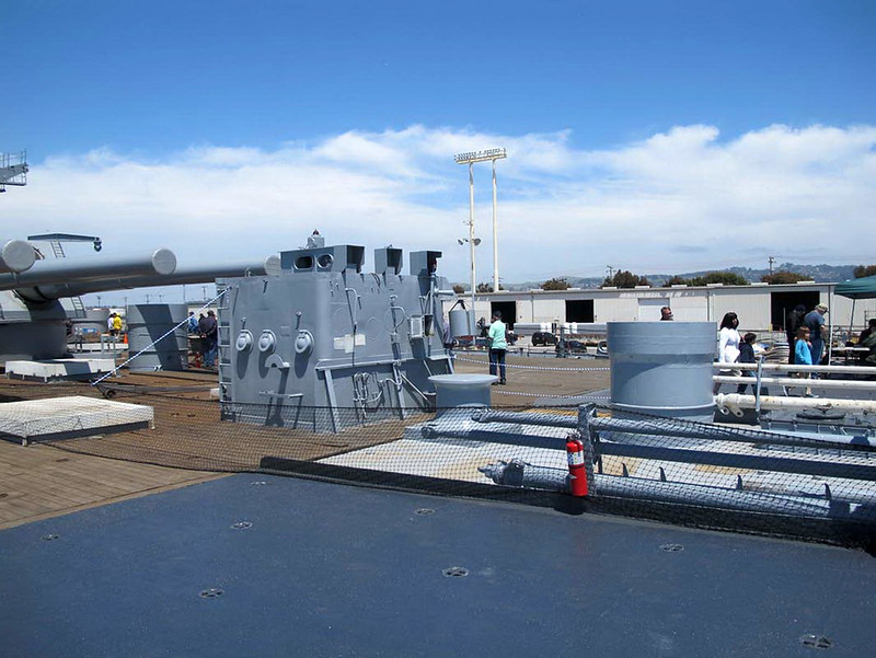 Die USS Iowa (6)