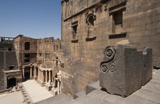 Bosra -III: The Great Theatre