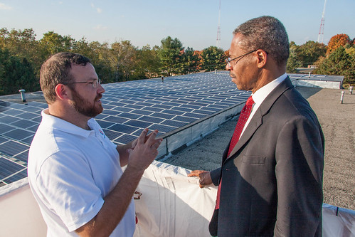 Solar Power Helps Bloomfield Business Grow Greener Flickr