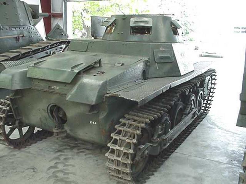 Panzer I Ausf.A (5)