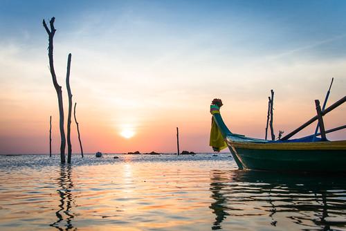 Sunset - Ko Lanta / Thailand | by Rushen!