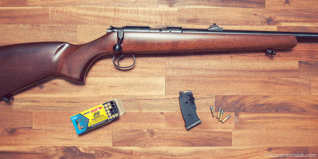 CZ 455 Lux | The CZ 455 Lux is a  22LR rimfire bolt action r