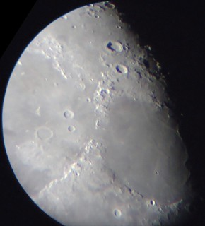 Moon Feb 19th, border between Mare Imbrium and Mare Serenitatis