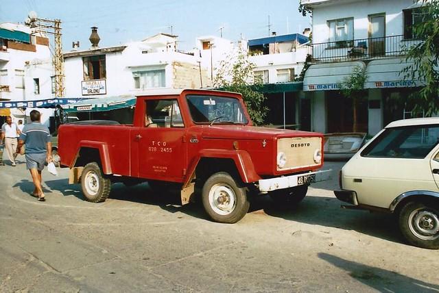 DeSoto S100 Kamyonet