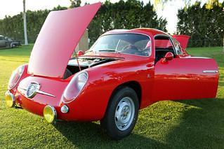Abarth 750 Corsa Zagato 1957 0