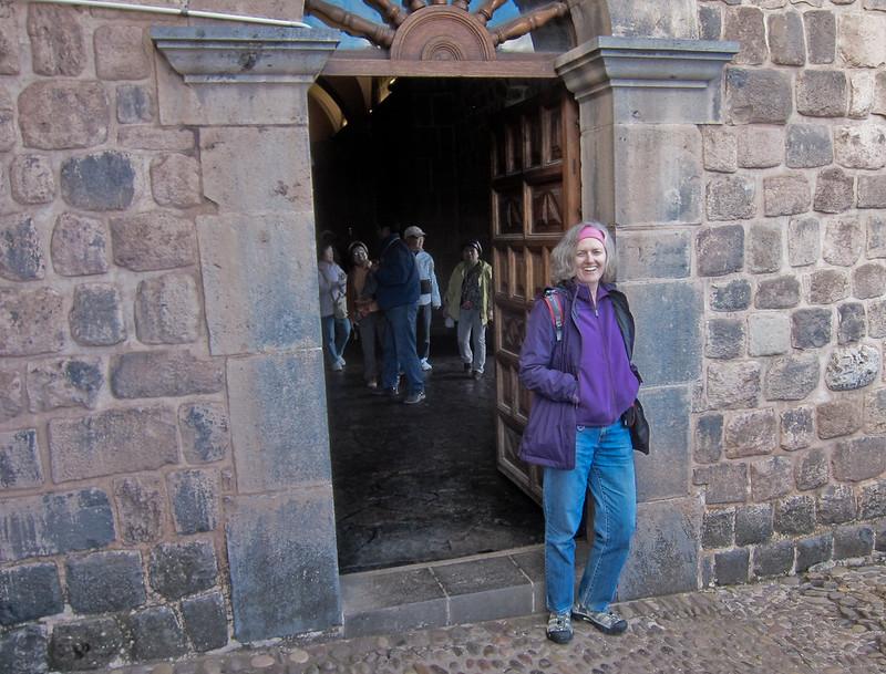 Mary - Cuzco, Peru