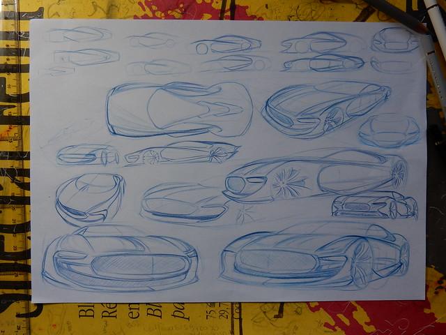 Sketch exercice
