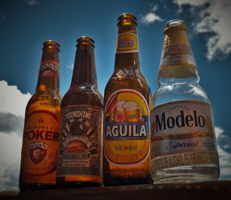 More beers from Colombia . . .