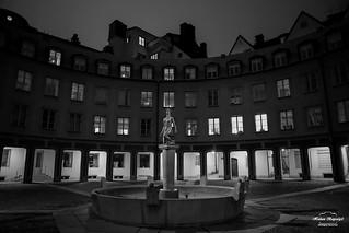 Brantingtorget, Stockholm   by HakanGil
