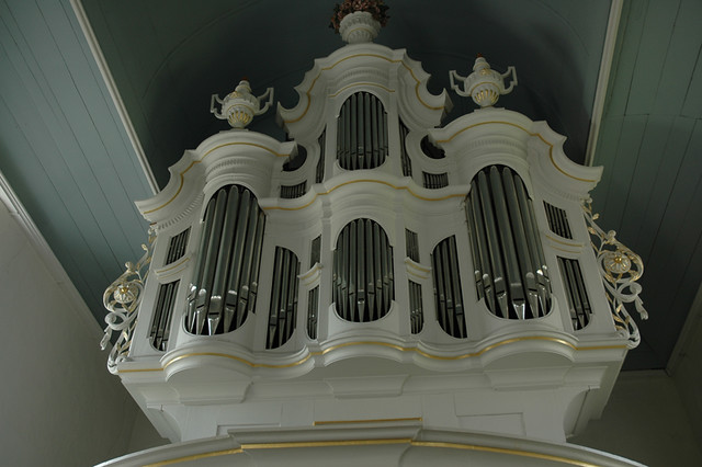 Groothusen, Reformierte Kirche