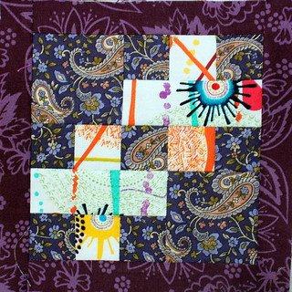 Tula Pink's City Sampler Quilt Along | by PersimonDreams