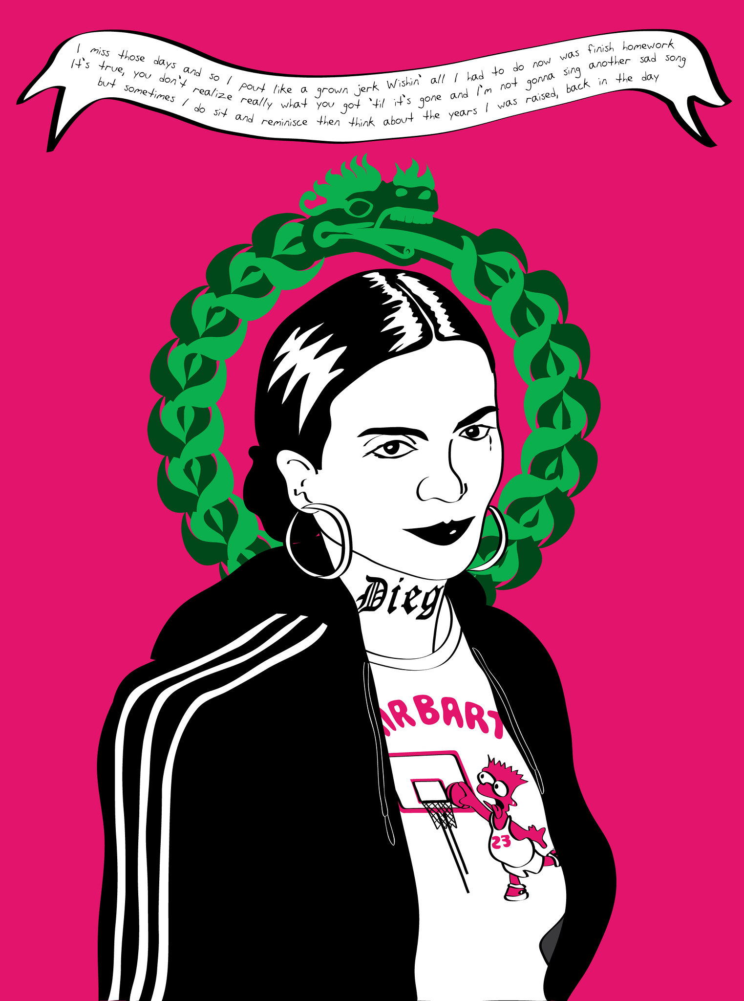 Ghetto Frida: The Ouroboros