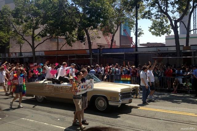 SF Pride Parade 2013