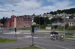 Larvik cyclists
